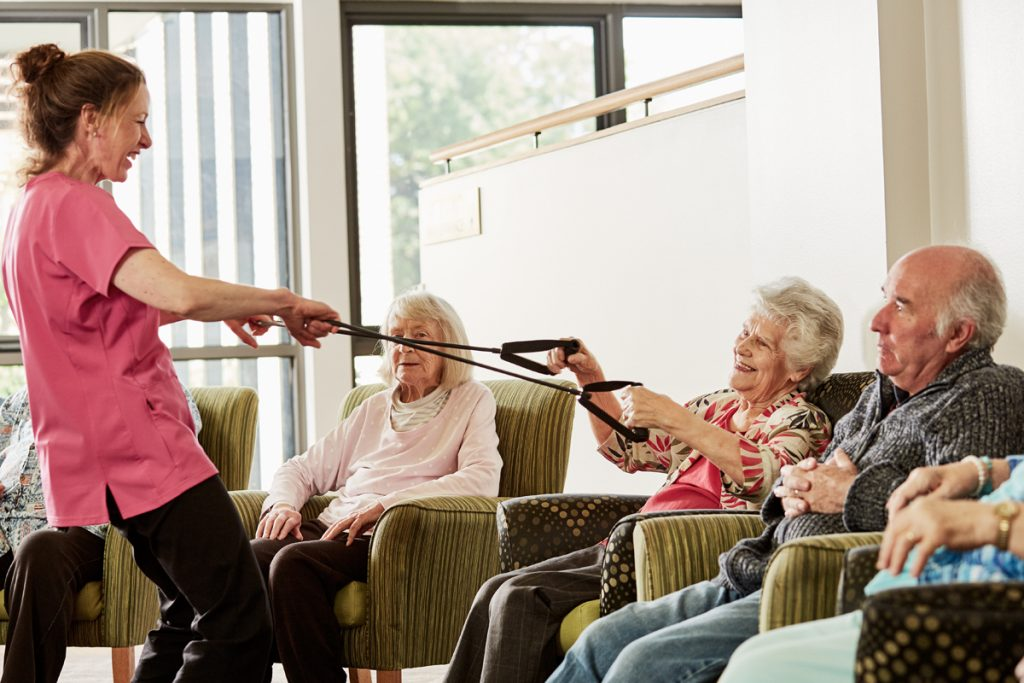aged care advice