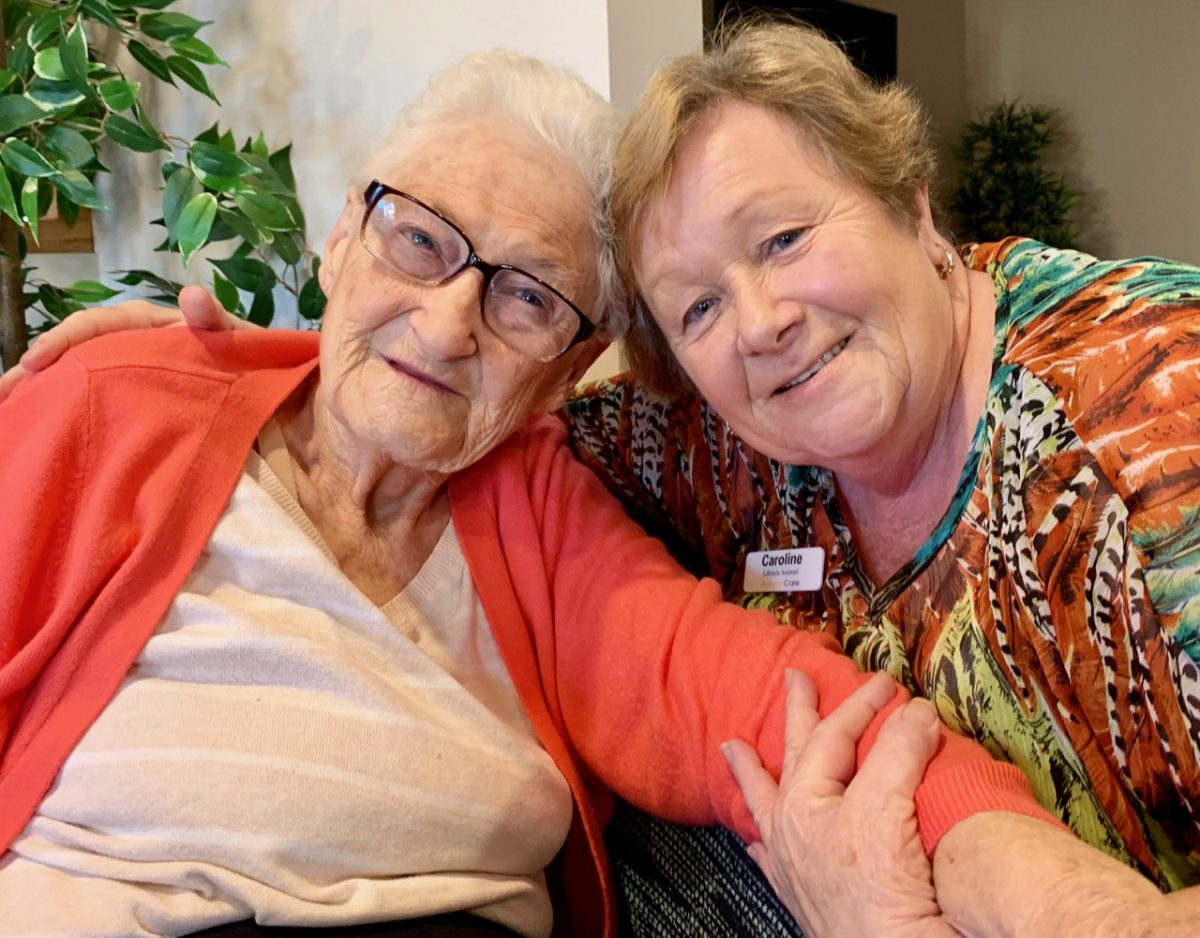 Autumnaged Care